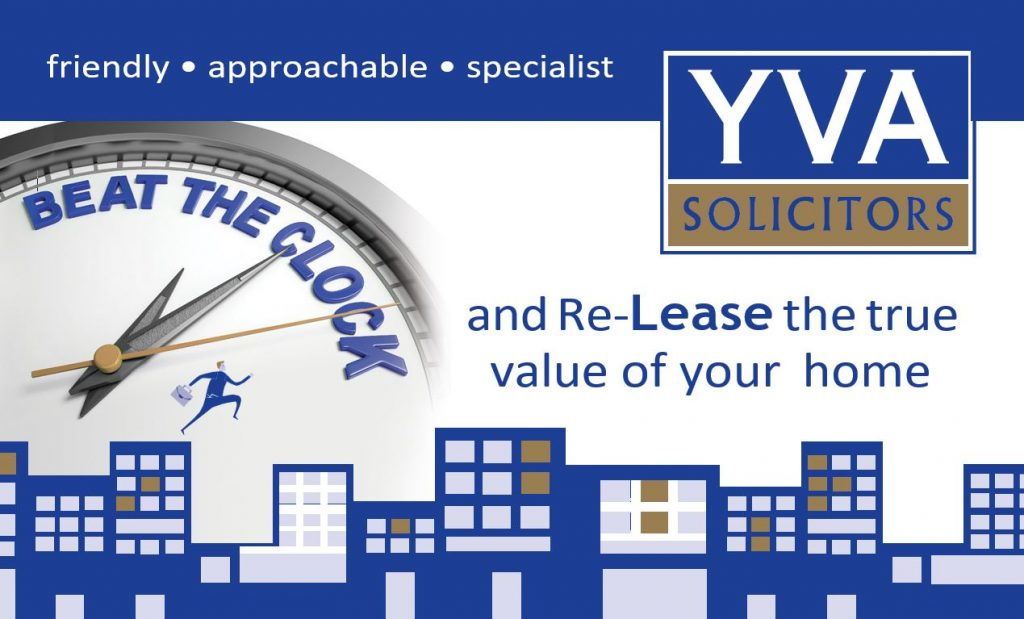 Beat the Clock and Re-Lease the True Value of your Home