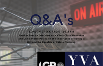 Q&As WILL